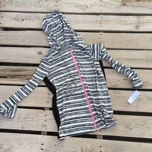 Stitch fix loveappealla stripped jacket L